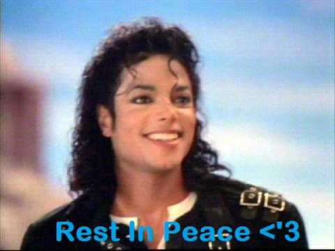 Rest In Peace - Michael Jackson