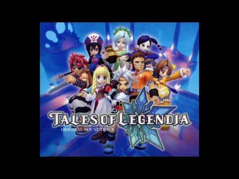 Tales Of Legendia OST - Melfes~ Shining Blue (melfes ~ 輝ける青)