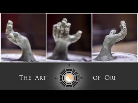 Ori Bengal How to sculpt a hand in NSP Clay