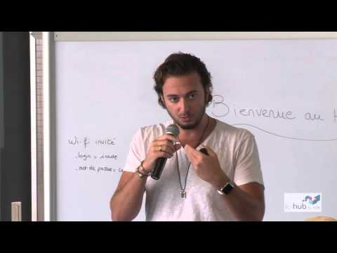Les Rencontres du Hub Icade  : conférence de Rand Hindi