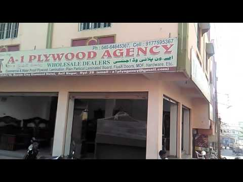 A1 plywood agency Hyderabad
