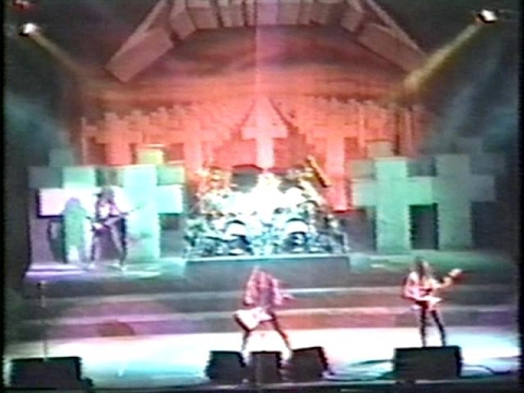 Metallica - Live in Toronto, ON, Canada (1986) [Full show]