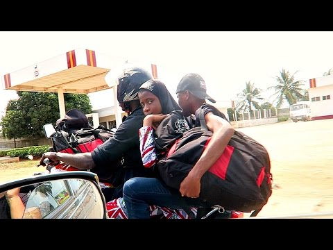 MY TRIP TO TOGO (WEST AFRICA) VLOG 1 - WELCOME TO LOMÉ