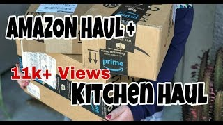 Amazon Diwali Shopping Haul + Kitchen Haul ❤️ | AMAZON GREAT INDIAN FESTIVAL HAUL |beautyvlog