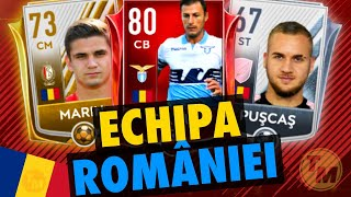ECHIPA ROMANIEI din FIFA Mobile 19 - 120 Chemistry