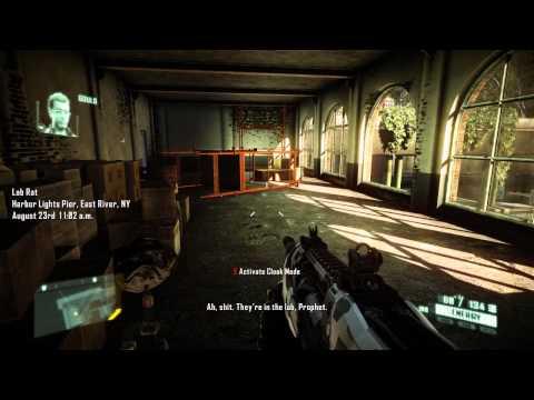 PC Longplay [328] Crysis 2 (part 1 of 3)