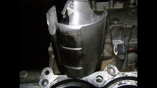 Yamaha R6, ремонт никасилового блоку циліндрів.