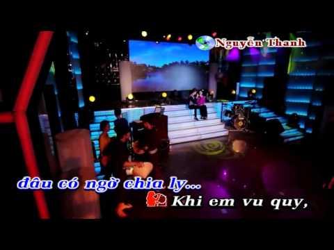 Karaoke NGUOI PHU KEO MO CAU