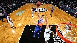 NBA PS  New York Knicks vs Brooklyn Nets   Oct 3,  2018