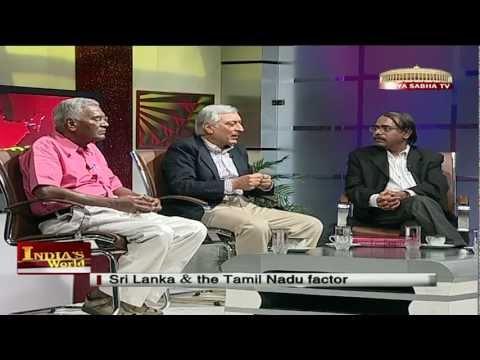 India's World - Sri Lanka & the Tamil Nadu factor