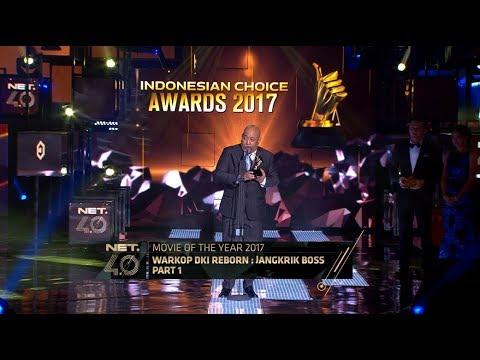 Movie of the Year - Indonesian Choice Awards 2017: Warkop DKI Reborn, Jangkrik Boss Part 1