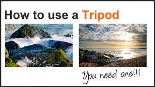 How To Use a Tripod Mp3