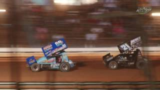 Williams Grove Speedway All Star Sprint Car Highlights