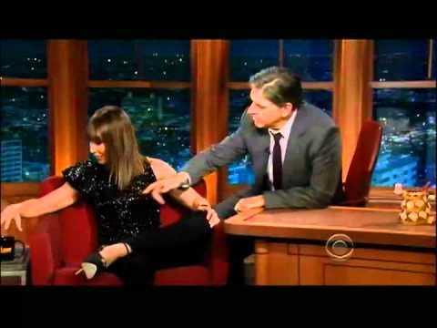 Craig Ferguson 12/5/11E Late Late Show Noomi Rapace XD