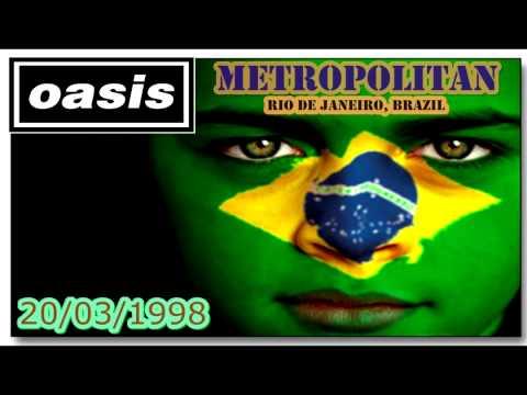 OASIS: Metropolitan, Rio De Janeiro, Brazil 20/03/1998