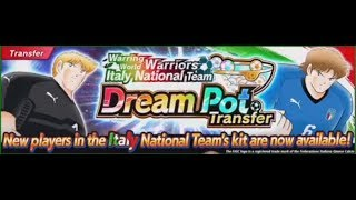 [Captain Tsubasa : Dream Team] Update News Tanggal 27 July 2018