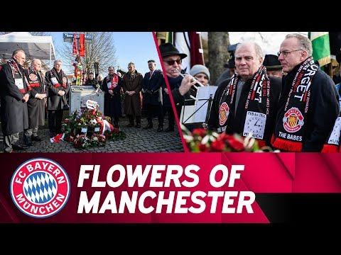 #FlowersOfManchester: Commemorating 60th Anniversary of Manchester United's Munich Tragedy