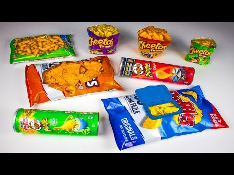 10 Delicious Chips Eating & Drinking