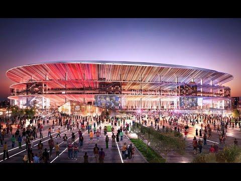 7 Planned FUTURE Super-Modern Champions League Stadiums