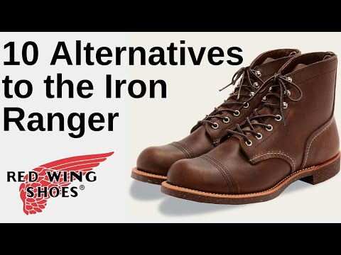 10 Cheap Alternatives To The Red Wing Iron Ranger