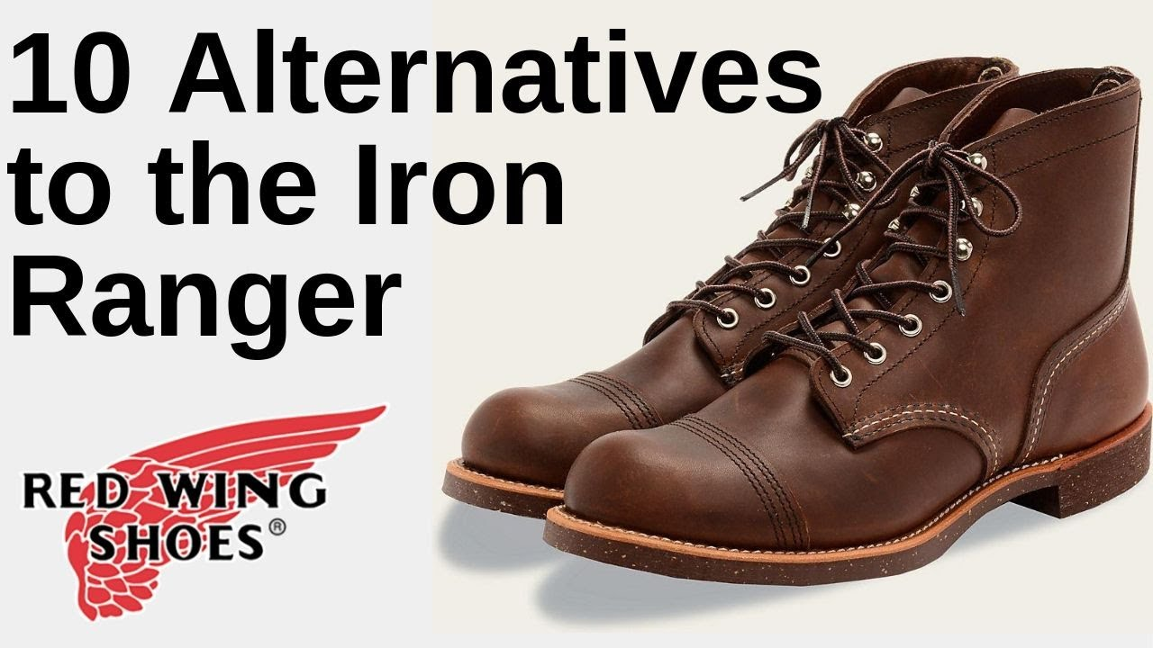 09454922b3c 10 Cheap Alternatives to the Red Wing Iron Ranger