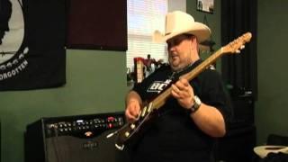Bolt Amp 100 Watt combo johnny hiland demo part 2 - The Crunch Channel