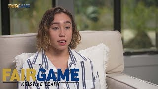 """Katelyn Ohashi on being body shamed: """"My coaches used to body shame me."""" 