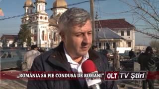 PAUL STANESCU ROMANIA SA FIE CONDUSA DE ROMANI 0612