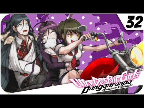 TOWA TRUMP CARD! - DanganRonpa Another Episode: Ultra Despair Girls Let's Play 32 (PC) [Blind]