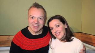 Tina Arena - Sorrento Moon (Acoustic Live on BBC Radio 2 with Graham Norton)