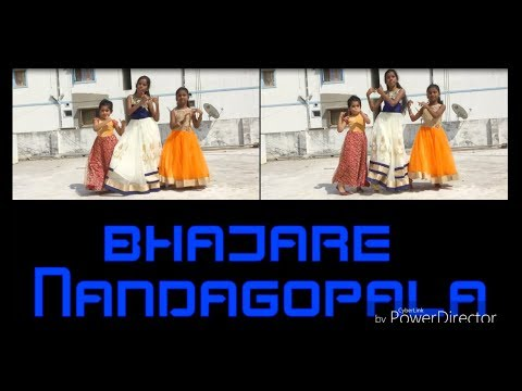 Bhajare Nanda Gopala || Dwaraka || Srujana ||  Srujana || Smily || Saraj Choreography
