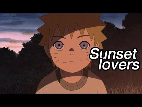 Sunset Lovers - Naruto edit 4k