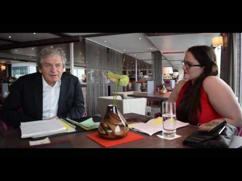 Cruise.co interview the owner of Amadeus River Cruises, Wolfgang Lueftner