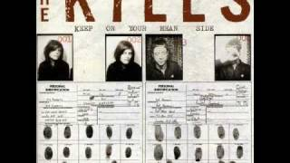 The Kills- The Search For Cherry Red