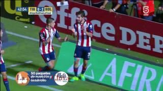 Tigres 2-2 Chivas Final ida Clausura 2017 25/Mayo/2017