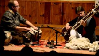 Chris Hale Sitar - Rag Megh   ( jim feist tabla )