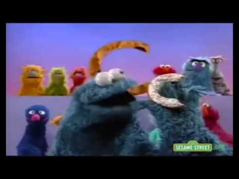 """WN - """"c"""" is for cookie big bird"""