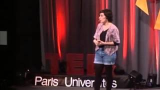 Using art to bring territories together: Melody Da Fonseca at TEDxParisUniversités