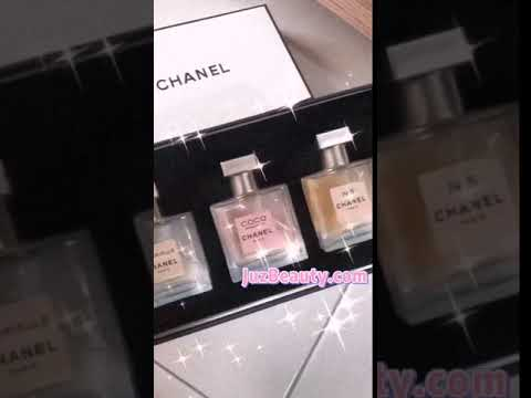 Chanel Set 3 in 1 系列套装