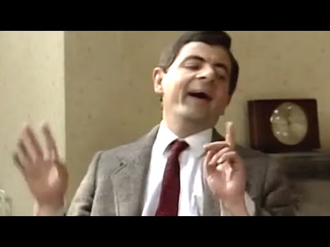Spend time with Mr Bean | Funny Clips | Mr Bean Official