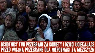 Komunikat Ministerstwa Prawdy nr 706: Uchodźcy TVN