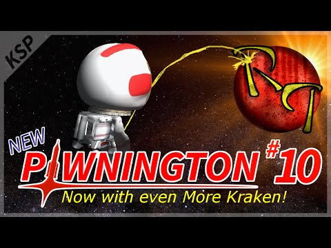 [KSP] NEW Pawnington 10: Peeing on the Mun
