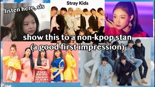 Cover images an intro to kpop/show this to your non kpop friend or parent pt. 2