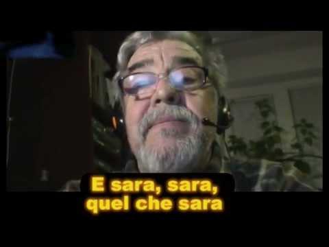 starsza wersja- CHE SARA - italian LYRICS - PATRIZIO BUANNE - LESZEK ORKISZ SPIEWA