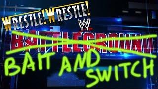 Wrestle! Wrestle! - Battleground 2014