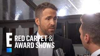 "Ryan Reynolds Says ""Deadpool"" Took 11 Years to Make 