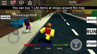 Streets On Mobile (Roblox 🤣🤦🏾‍♂️)