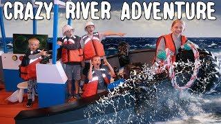 Kids Wild River Adventure!
