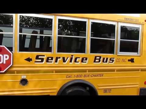 2006 Chevrolet Mini School Bus For Sale~Duramax Diesel~Dual Rear Wheel~Located In New York