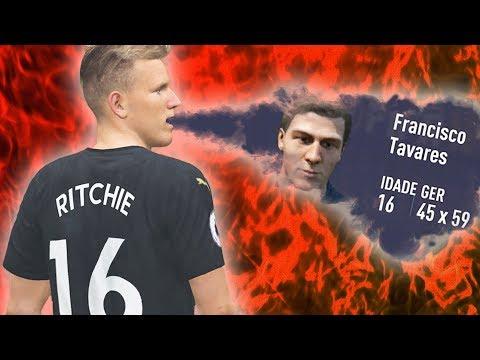 TAVARES NO NEWCASTLE! CHAMPIONS LEAGUE INGLESA?! | Modo Carreira ULTRALIGA #10 (FIFA 18) - Newcastle